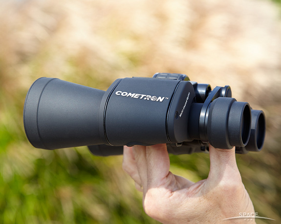 "Porro prisms can give you clear, bright images correctly upright (and not reversed left to right) in a binocular you can afford. <a href=""http://store.space.com/celestron-cometron-7x50-binoculars.html?&ICID=SPACE-best-binoculars-image-2014-10-23"">Buy these Celestron Cometron 7x50 Binoculars >>></a>"