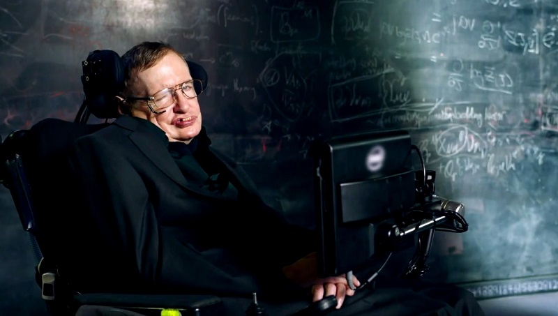 Stephen Hawking Says Humanity Won't Survive Without Leaving Earth