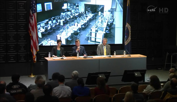 Orbital Sciences' Antares Rocket Explosion in Pictures