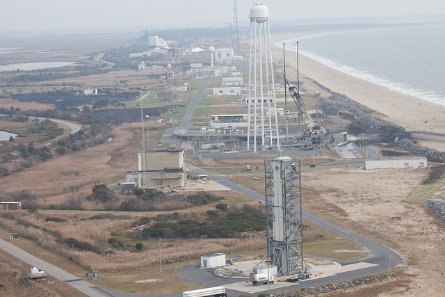 Orbital Sciences Pieces Together Timeline of Antares Rocket Explosion