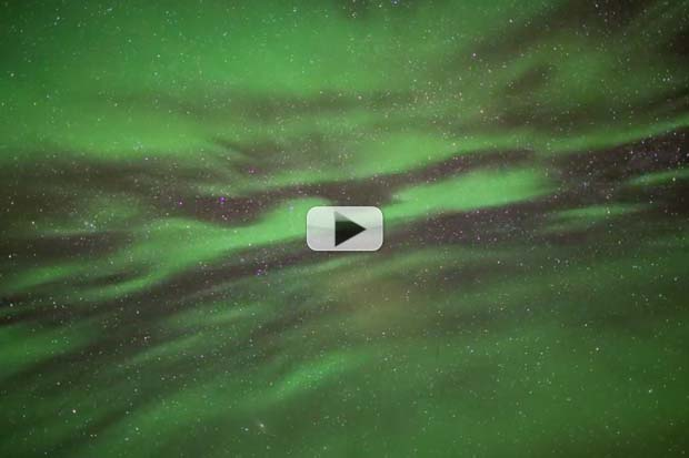 Incredible Auroras Wow Skywatchers In Sweden | Video