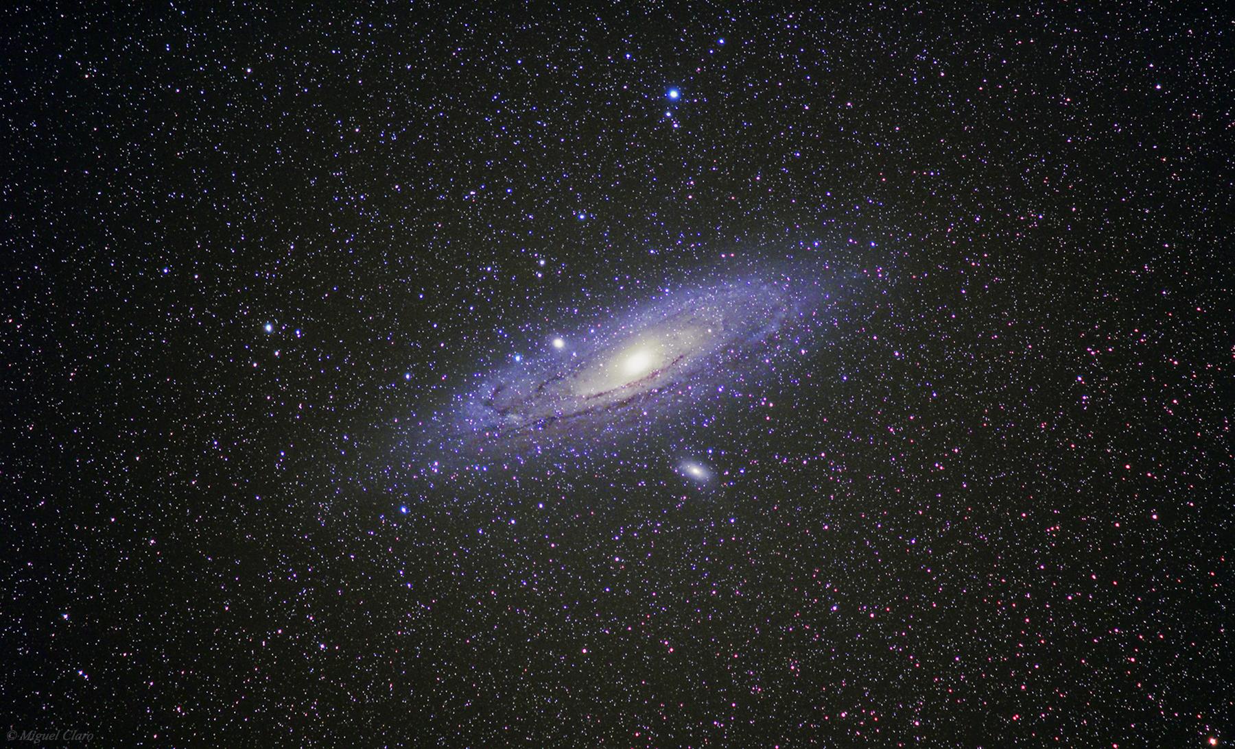 Amazing Andromeda