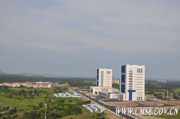 China's Hainan Launching Site
