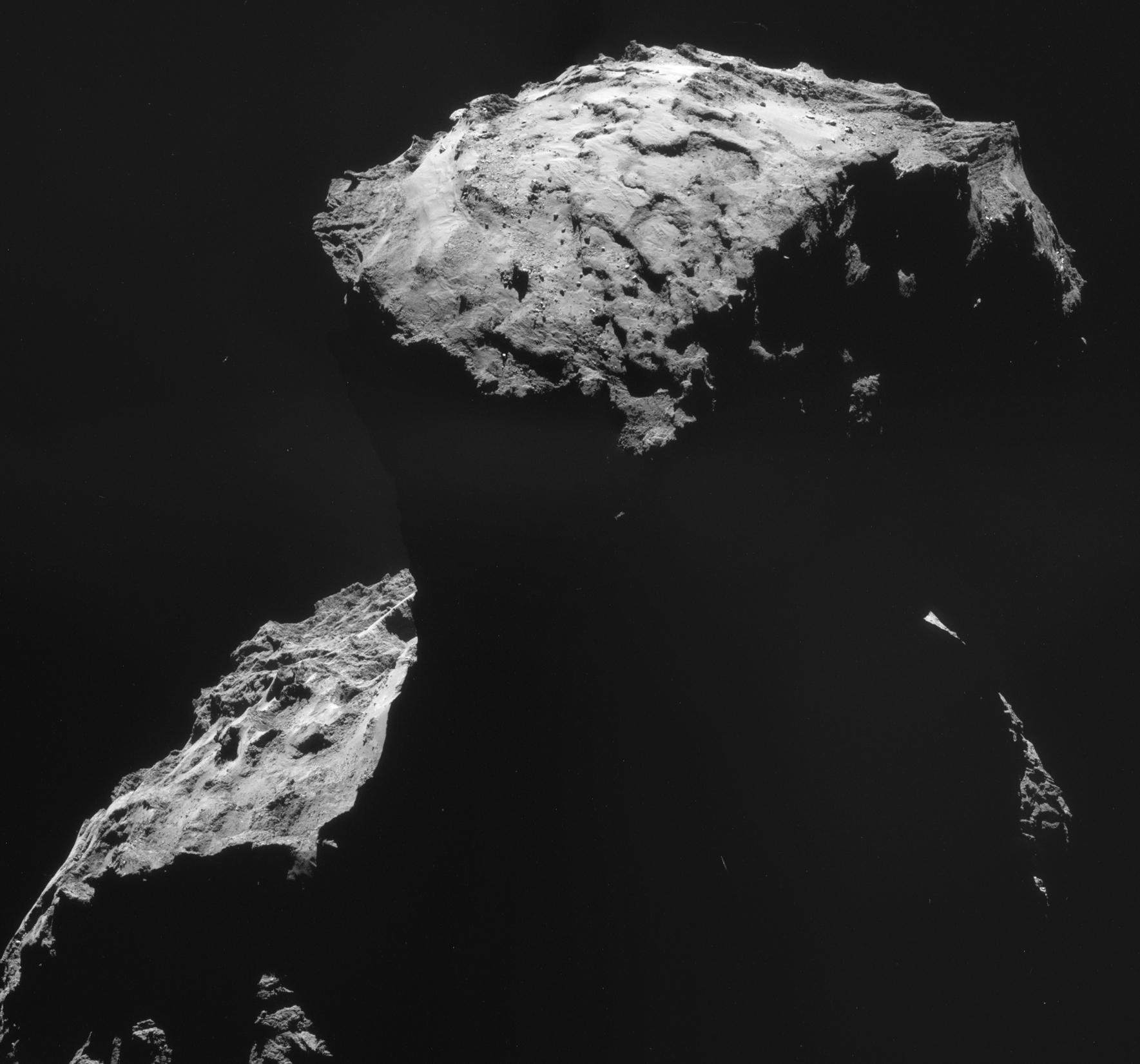 nasa comet lander name - photo #24