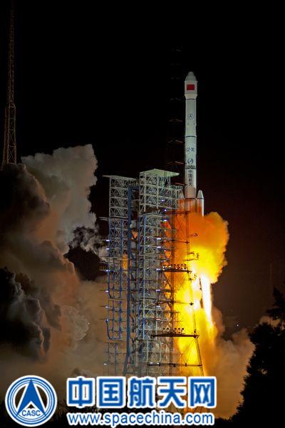 China's 'Chang'e 5 T1' Robotic Moon Mission