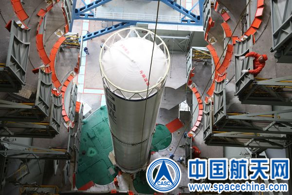 China's 'Chang'e 5 T1' Robotic Moon Mission