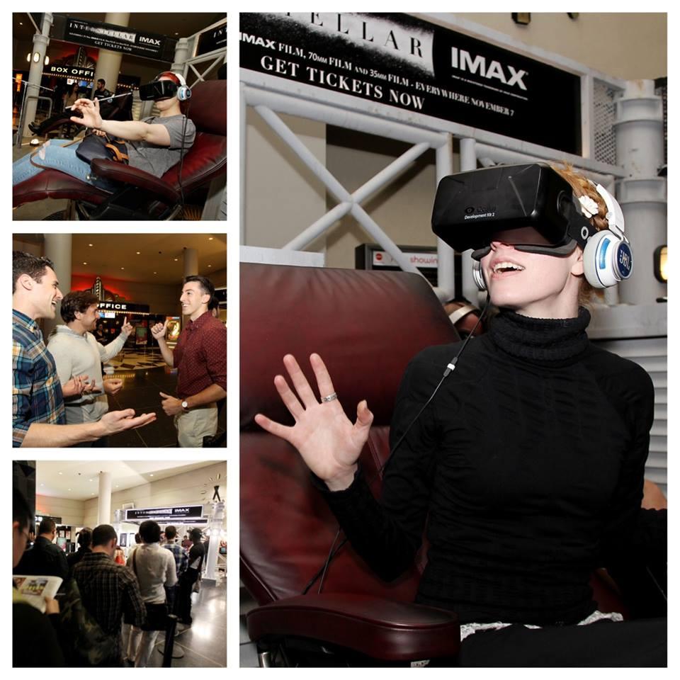 'Interstellar' Oculus Rift Experience