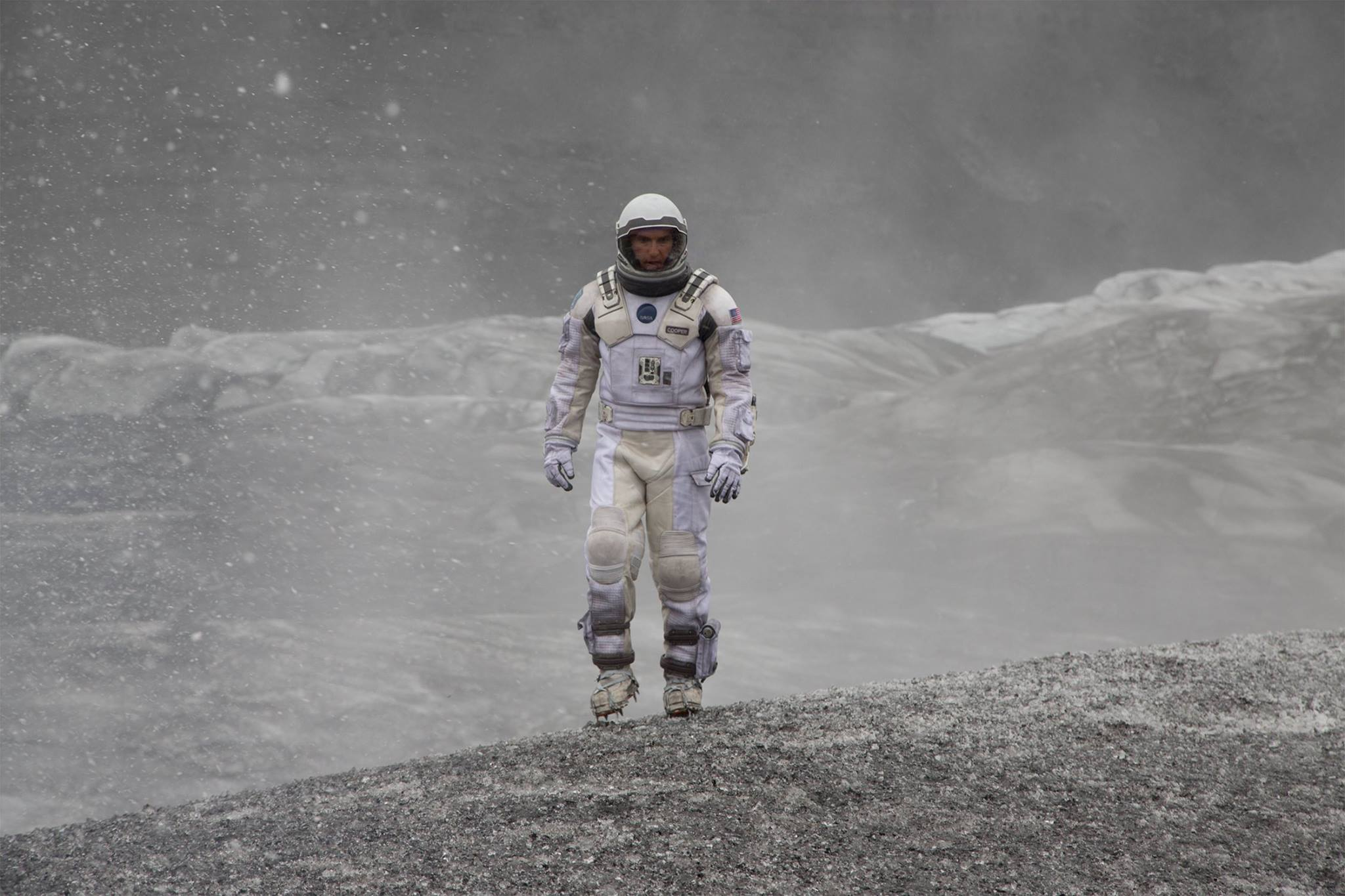 Promotional Still from 'Interstellar'