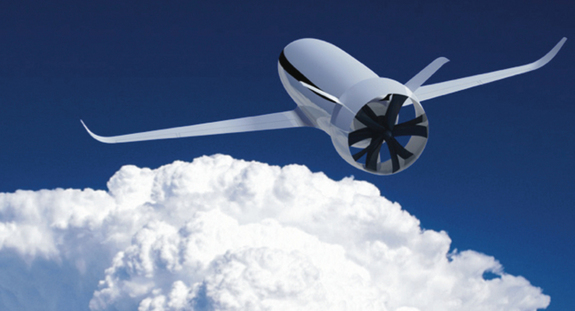 VoltAir, all-electric aircraft concept.