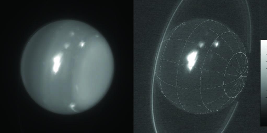 Infrared Uranus