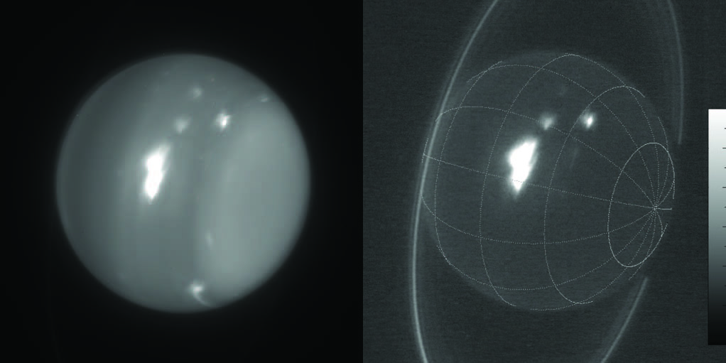 Extreme Storms on Uranus Puzzle Astronomers