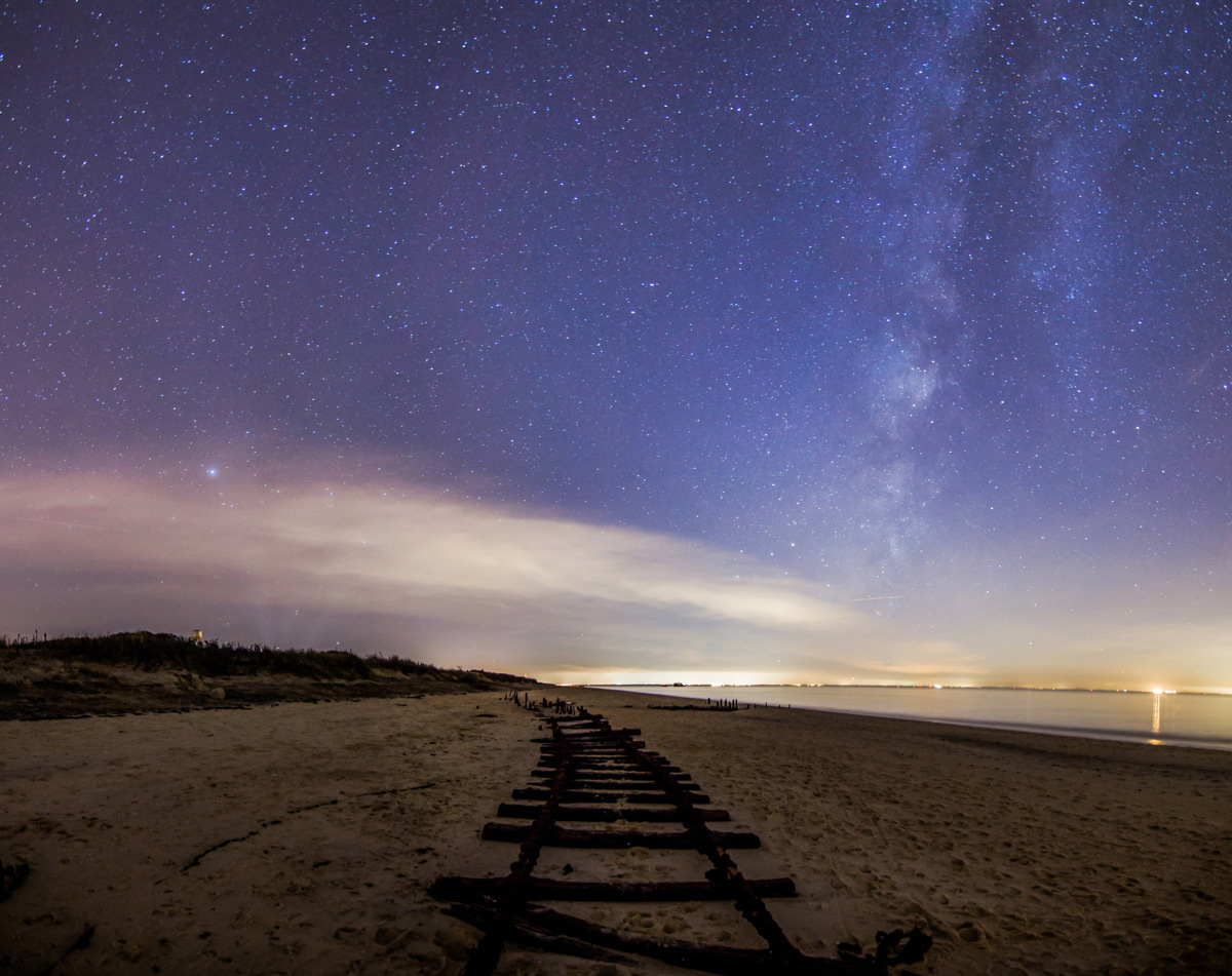 Cosmic Tracks