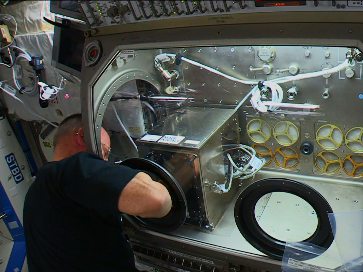 How 3D Printing Could Aid Space Exploration