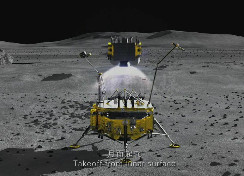 China Has Big Plans to Explore the Moon and Mars