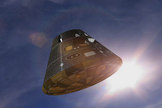 NASA's Exploration Flight Test 1 in December 2014 will mark the first-ever flight of the Orion spacecraft, the U.S. space agency's first manned space capsule in more than 40 years.