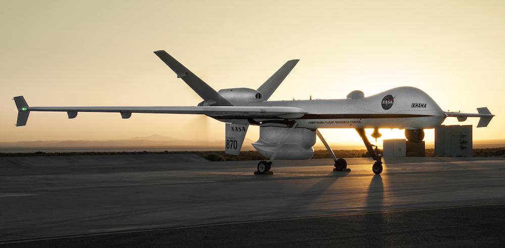 NASA Ikhana Drone