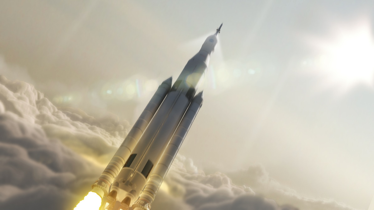 NASA's New Space Launch System Mega Rocket Won't Fly Until 2018