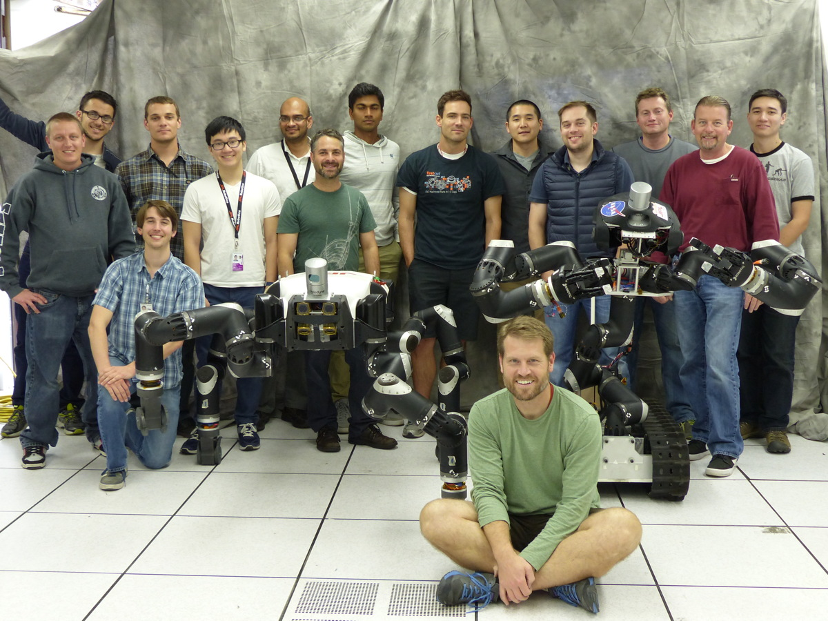 JPL Robotics Researchers
