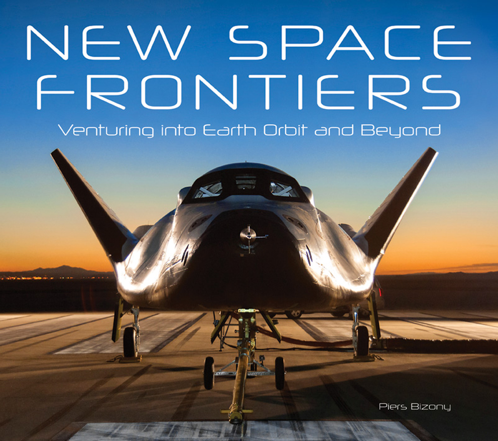 'New Space Frontiers' (US 2014): Book Excerpt