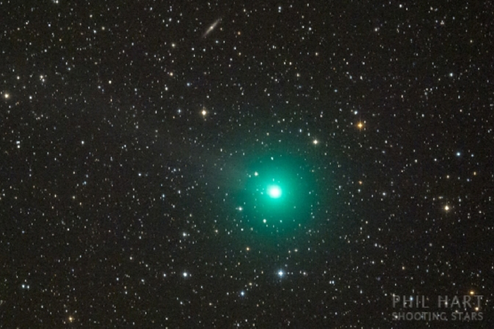 comet lovejoy, comets, comet watching