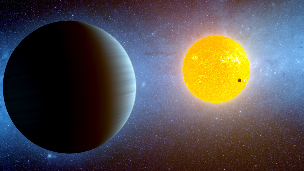 Kepler Candidate Planets Searched for Signs of Intelligent Life