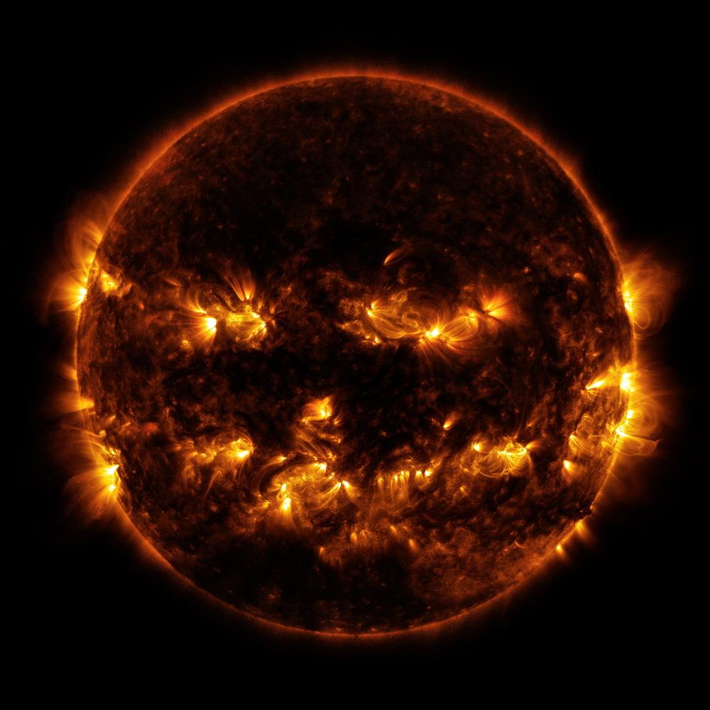 Sun's Iron Heart