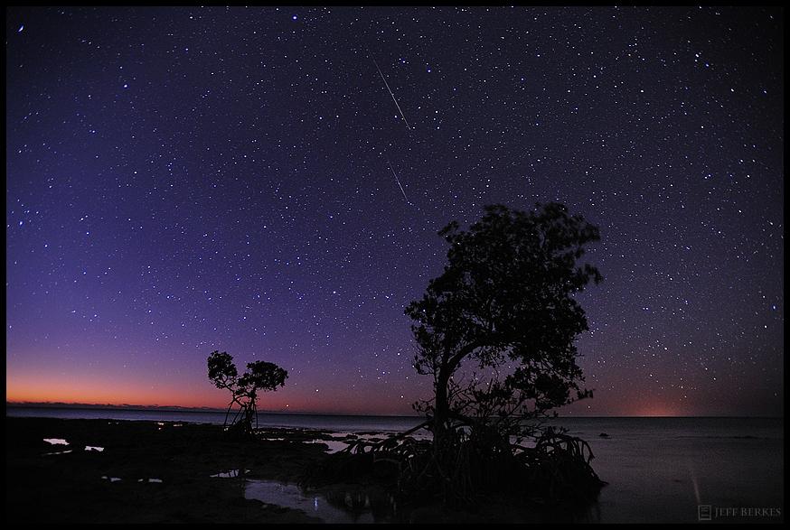 03 de janeiro - meteoro de Quadra Chuveiro