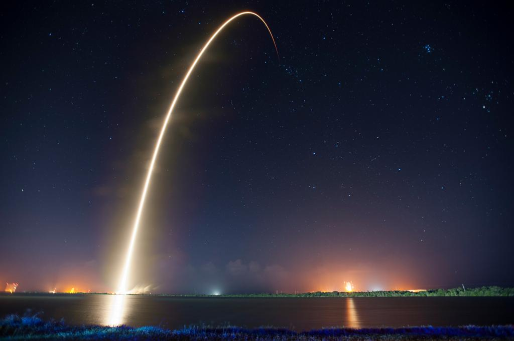 SpaceX Rocket Launch To Be Visible Along US East Coast Tuesday