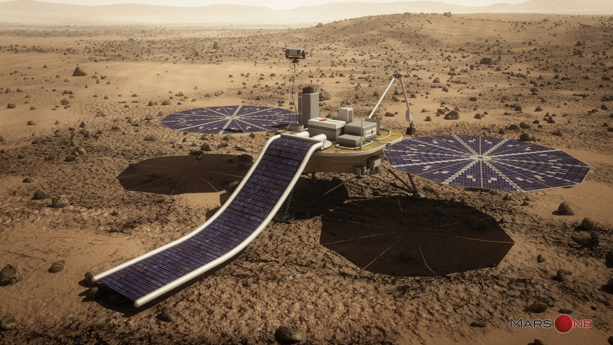 Tiny Greenhouse Could Fly Plants to Mars in 2018