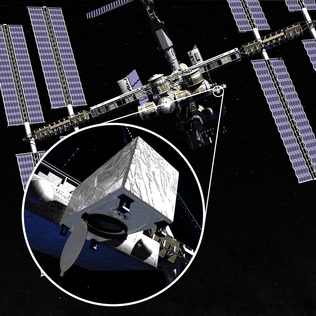 CATS in Space: NASA Probe to Examine Climate Change