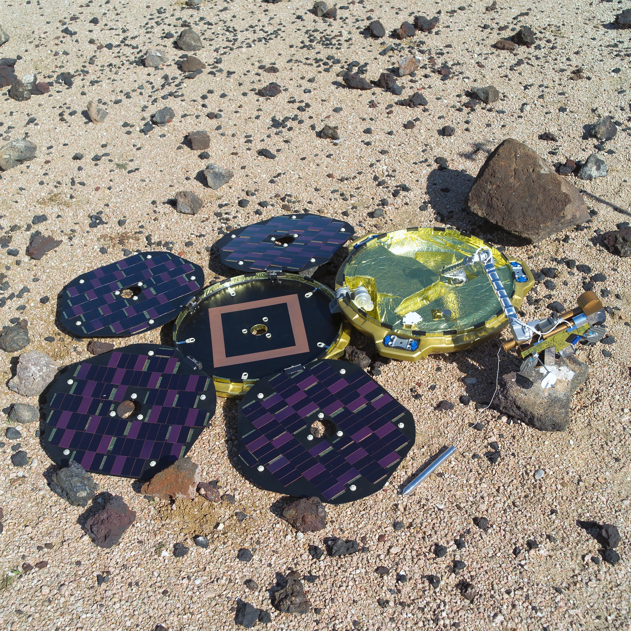 Has Europe's Long-Lost Beagle 2 Mars Lander Been Found?