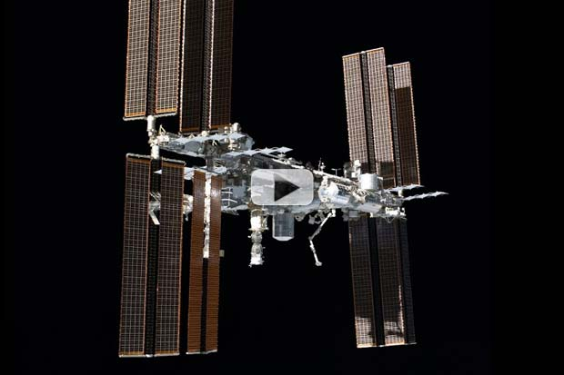 Space Station Ammonia Alarm - Quick Response Explained | Video