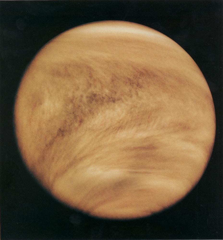 Venus in 1979