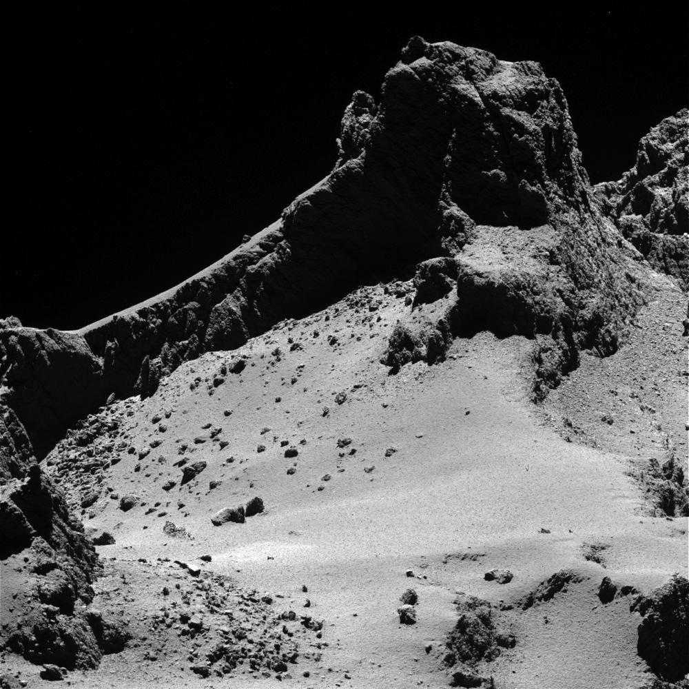 Earth's Interplanetary Dust Traced to Comets by Rosetta Probe
