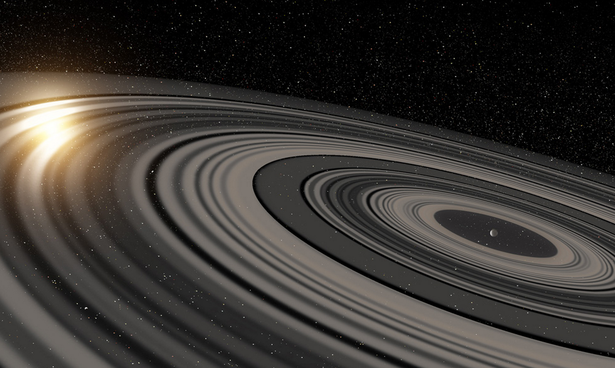 This Super-Saturn Alien Planet Might Be the New 'Lord of the Rings'