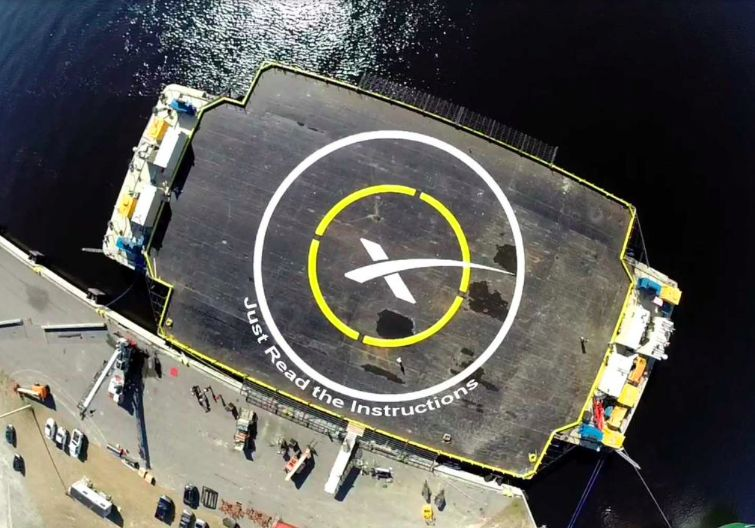 Elon Musk Names SpaceX Drone Ships in Honor of Sci-Fi Legend