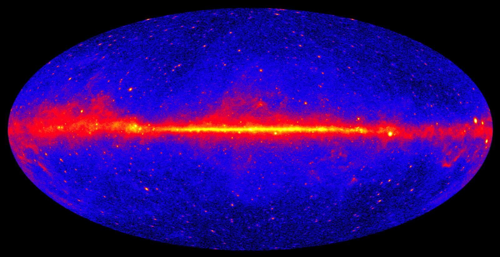 Mystery of the Universe's Gamma-Ray Glow Solved