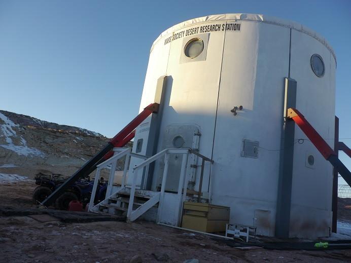 Mock Mars Mission Starts Saturday in Utah Desert