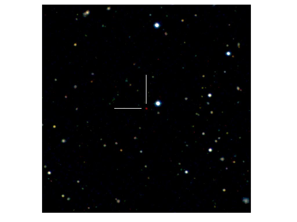 Field around quasar ULAS J1120+0641