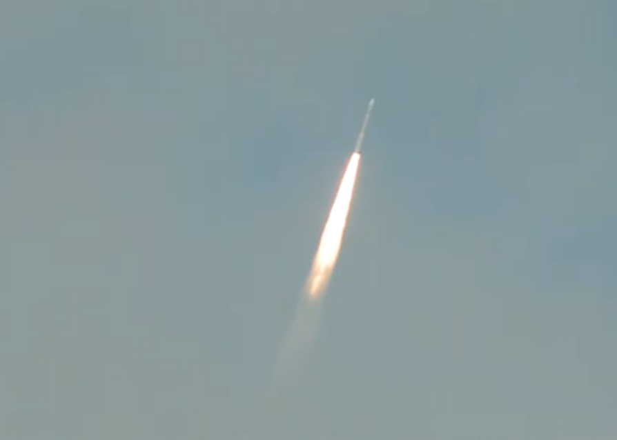Vega and IXV in Flight