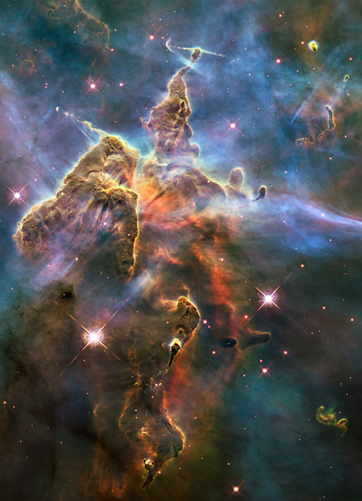 The Hubble Space Telescope: A 25th Anniversary Photo Celebration