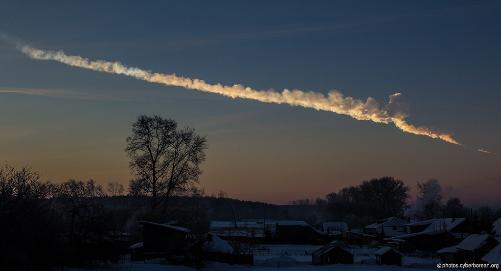 Russian Meteor's Origin Remains Mysterious 2 Years Later