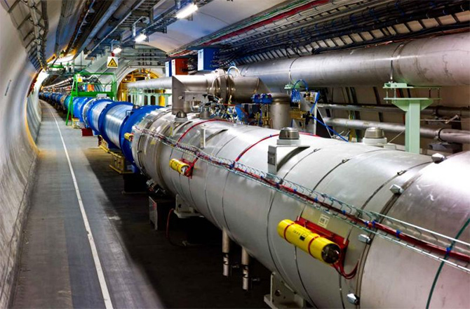 LHC's Superconducting Magnets