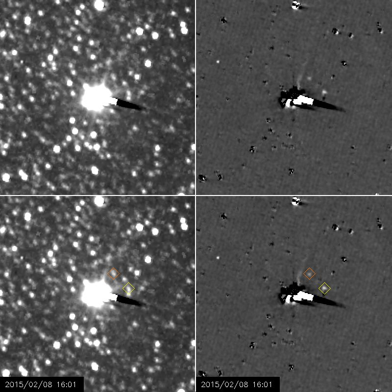 Pluto Moons Nix and Hydra Spied by New Horizons