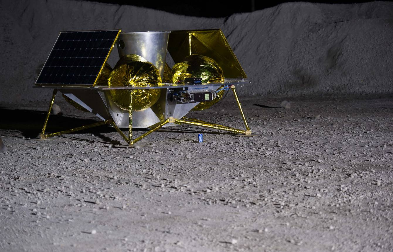 'NASCAR on the Moon': 2 Teams Partner in Private Moon Race