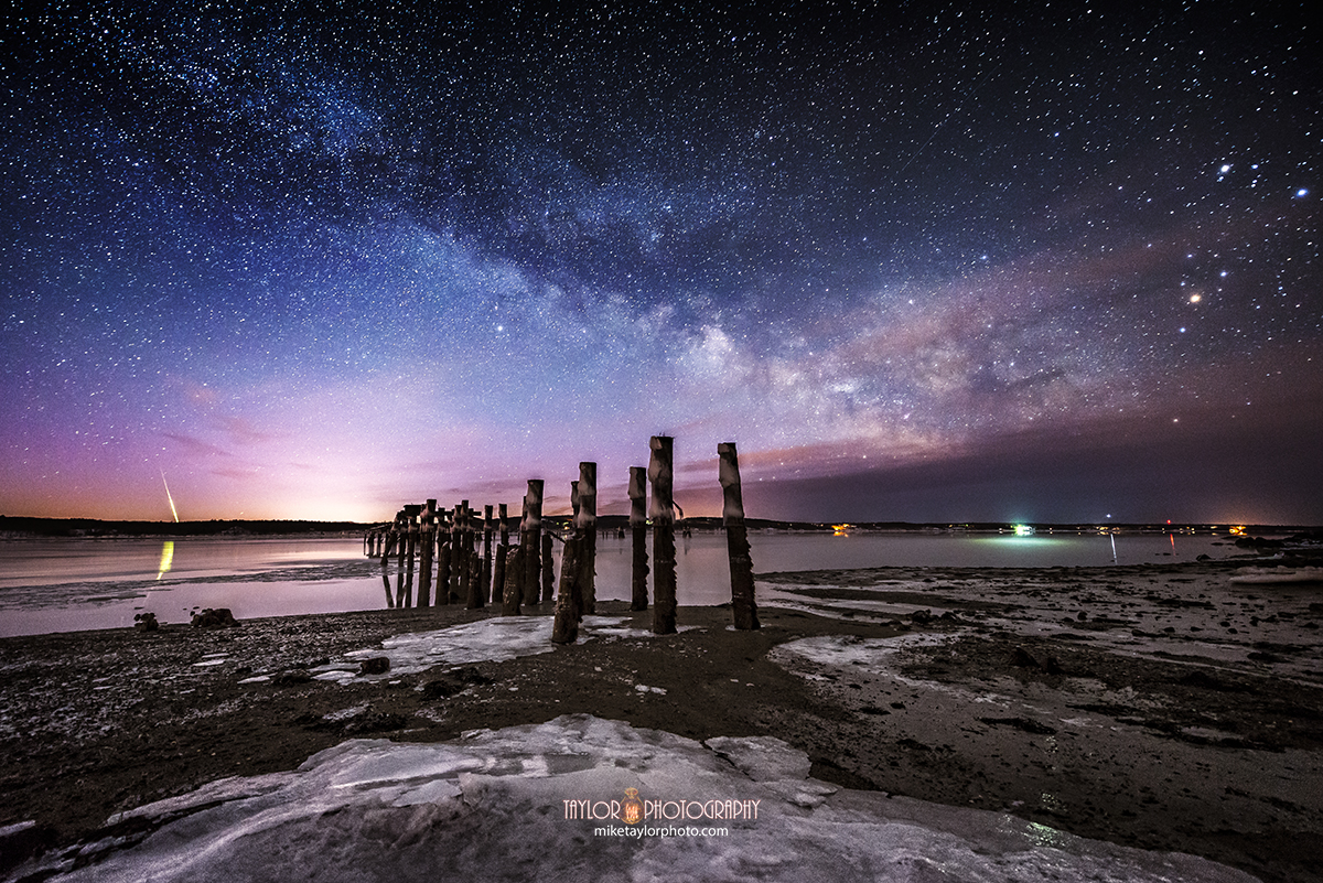 Sandy Point Meteor