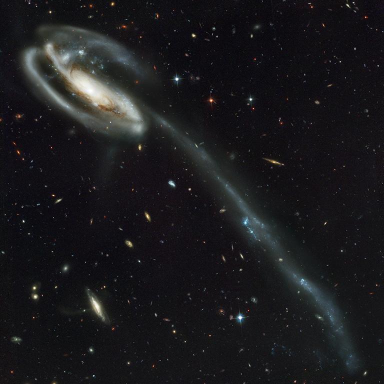 2002: Tadpole Galaxy