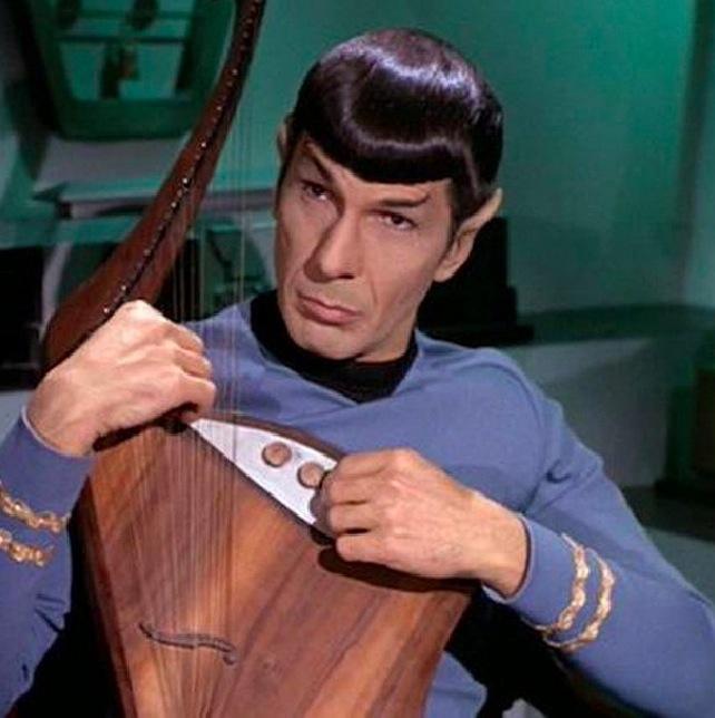 Leonard Nimoy, Spock on 'Star Trek,' Dies at 83