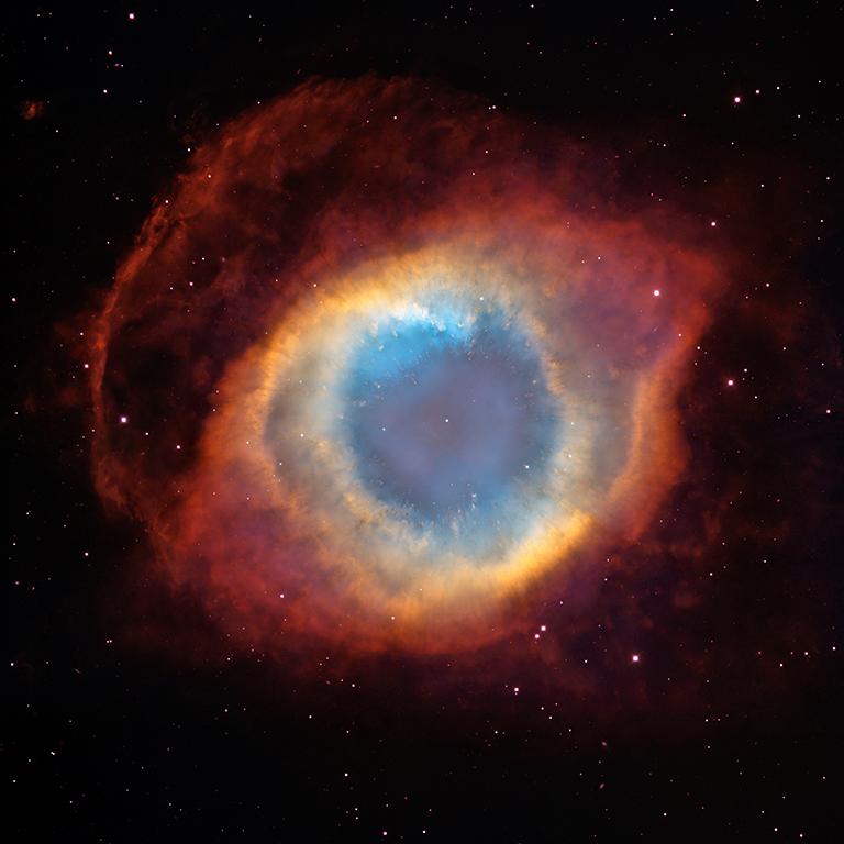 2004: Helix Nebula