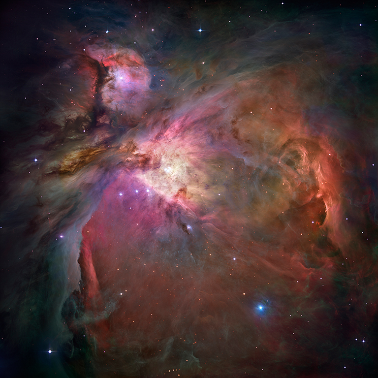 2006: Orion Nebula